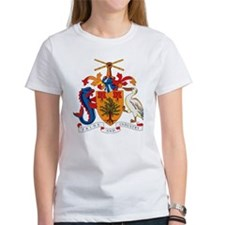 Barbados Coat of Arms Tee
