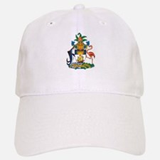 Bahamas Coat of Arms Baseball Baseball Cap