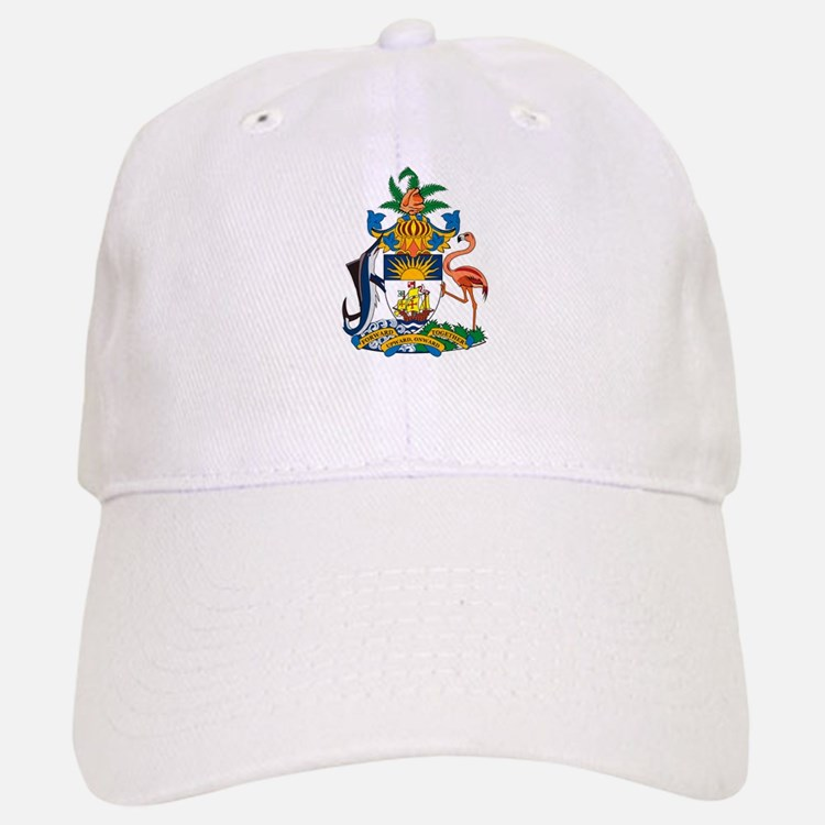 Bahamas Coat of Arms Cap