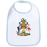 Bahamas Coat of Arms Bib