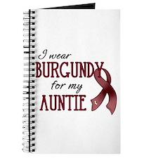 Wear Burgundy - Auntie Journal