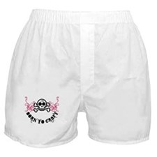 Born to Craft Boxer Shorts