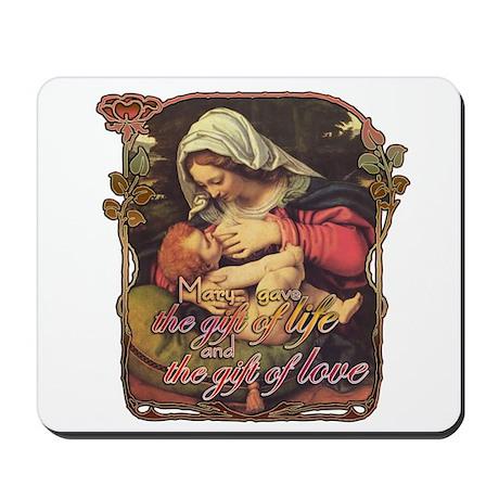 """Gift of Love"" Mousepad"
