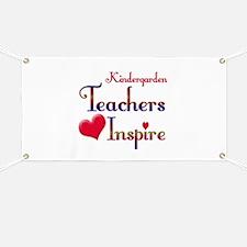 Unique Kindergarten Banner