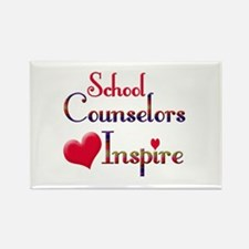 Teachers Inspire counselors Magnets