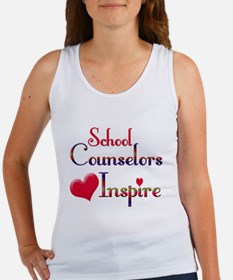 Unique School counselor Women's Tank Top