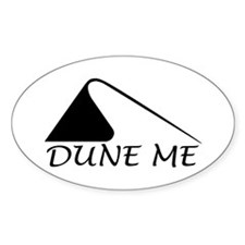 Dune Me Decal