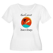 SunCoast DockDogs Logo T-Shirt