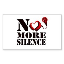 No More Silence Decal