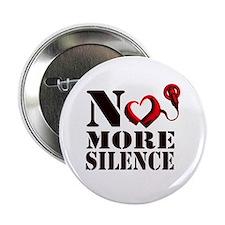 """No More Silence 2.25"""" Button"""