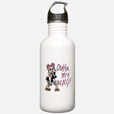 Cute Doll Water Bottle