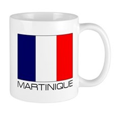 """Martinique Flag"" Mug"