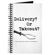 Delivery? Or Takout? Journal