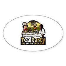 Tea Party ~ Decal