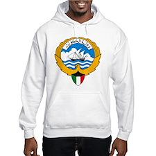 Kuwait Coat of Arms Hoodie