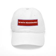 Rally restore sanity Baseball Cap