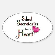 Cool I teach 6th grade Sticker (Oval)