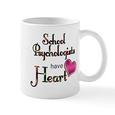 Teachers Have Heart psycho Mugs