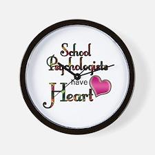 Funny School coach Wall Clock