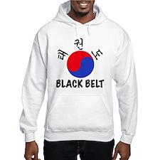 TKD Black Belt Hoodie
