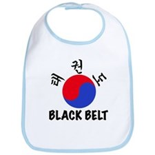 TKD Black Belt Bib