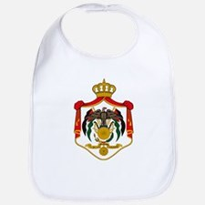 Jordan Coat of Arms Bib