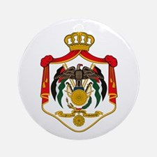 Jordan Coat of Arms Ornament (Round)