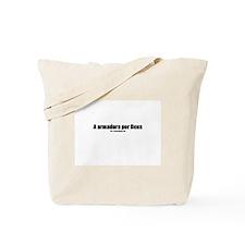 A Armadura por Deus(TM) Tote Bag