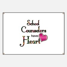 Cute Counselor Banner