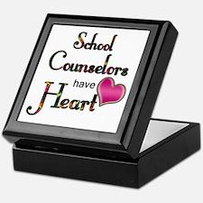 Cute Counselor Keepsake Box