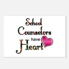 Unique Counselor Postcards (Package of 8)