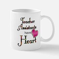 Teachers Have Heart assist Mugs
