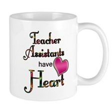 Teachers Have Heart assist Mugs