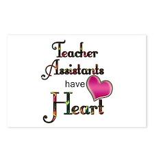 Preschool teacher Postcards (Package of 8)