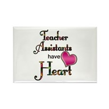 Teachers Have Heart assist Magnets