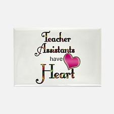 Teachers Have Heart assist Magnets