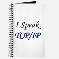 """I Speak TCP/IP"" Journal"
