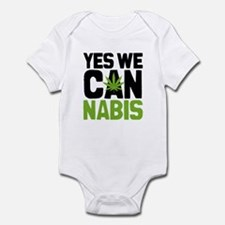 Yes We Can Infant Bodysuit