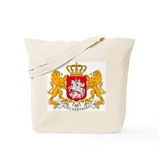 Georgia Coat of Arms Tote Bag