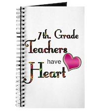 7th grade Journal