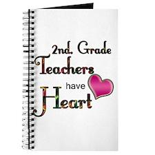 Unique 2nd grade teacher Journal