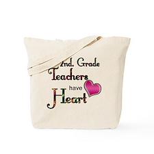 Cute Teacher second Tote Bag