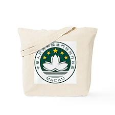 Macau Coat of Arms Tote Bag