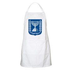 Israel Coat of Arms BBQ Apron
