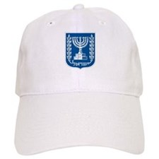 Israel Coat of Arms Cap