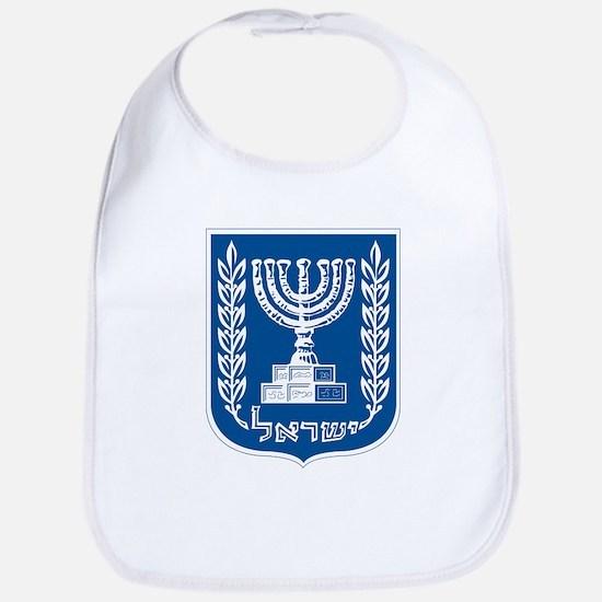 Israel Coat of Arms Bib