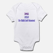 No Child Left Untested Infant Bodysuit