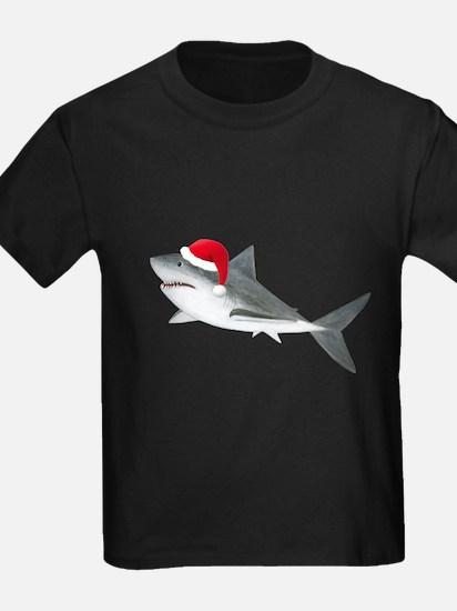Christmas - Santa Shark T