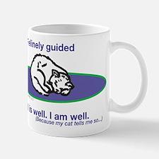 Feline All is Well Mug