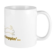 keep on hoppin' Mug